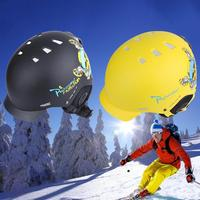 PROPRO 2017 New Ski Helmet Integrally Molded Ultralight Snowboard Helmets Men Women Skating Skateboard Skiing ProtectorHead
