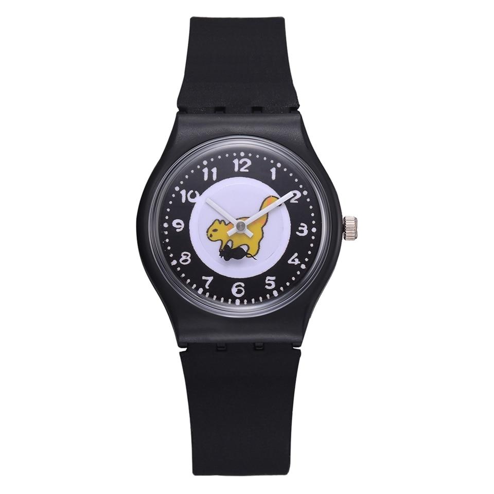 Fashion 2018 Women Simple Sport Creat Dial Silicone Strap Watches Causal Quartz Wristwatch font b Relogio