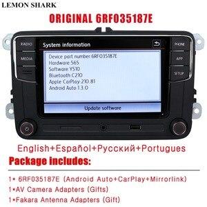 Image 2 - RCD330 Plus RCD330G Carplay R340G Android Auto Car Radio RCD 330G 6RF 035 187E For VW Golf 5 6 Jetta MK6 CC Tiguan Passat Polo