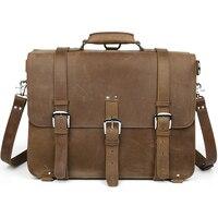 Мужской кошелек TIDING путешествия рюкзак Приключения Сумка многофункциональная сумка из натуральной кожи, 17 дюймовый ноутбук сумка ручной к