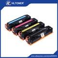 Совместимый HP CE320A CE321A CE322A CE323A Тонер-картридж для Color LaserJet CP1525/CM1415