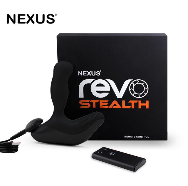 Nexus Revo 3 Rotating Prostate Massager Stealth Male Masturbation P-sopt Stimulat Treatment Device Anal Sex Toy For Man