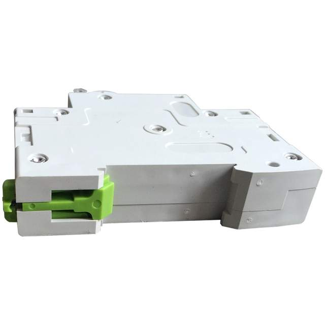 1A LANGIR 3 Pole Din Rail Non Polarized Mini Circuit Breaker Switch For DC And Solar Generation C Curve With TUV Certificates