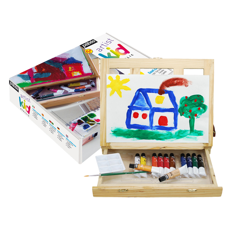 Professional Drawing Set Children's Painting Brush Painting Set Non-toxic Drawing Set Fine Art Painting for DIY Artist Gift