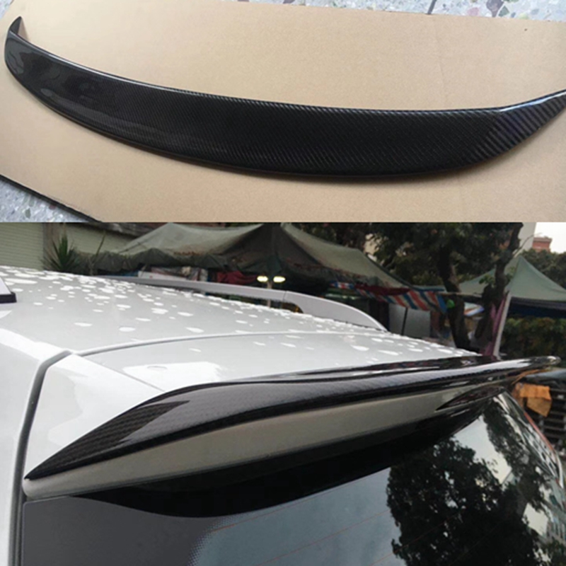 GTI only For Volkswagen VW Golf7 MK7 RZ Style Car Styling Carbon Fiber Rear Roof Wing Spoiler 2015-2017 GTI only For Volkswagen VW Golf7 MK7 RZ Style Car Styling Carbon Fiber Rear Roof Wing Spoiler 2015-2017