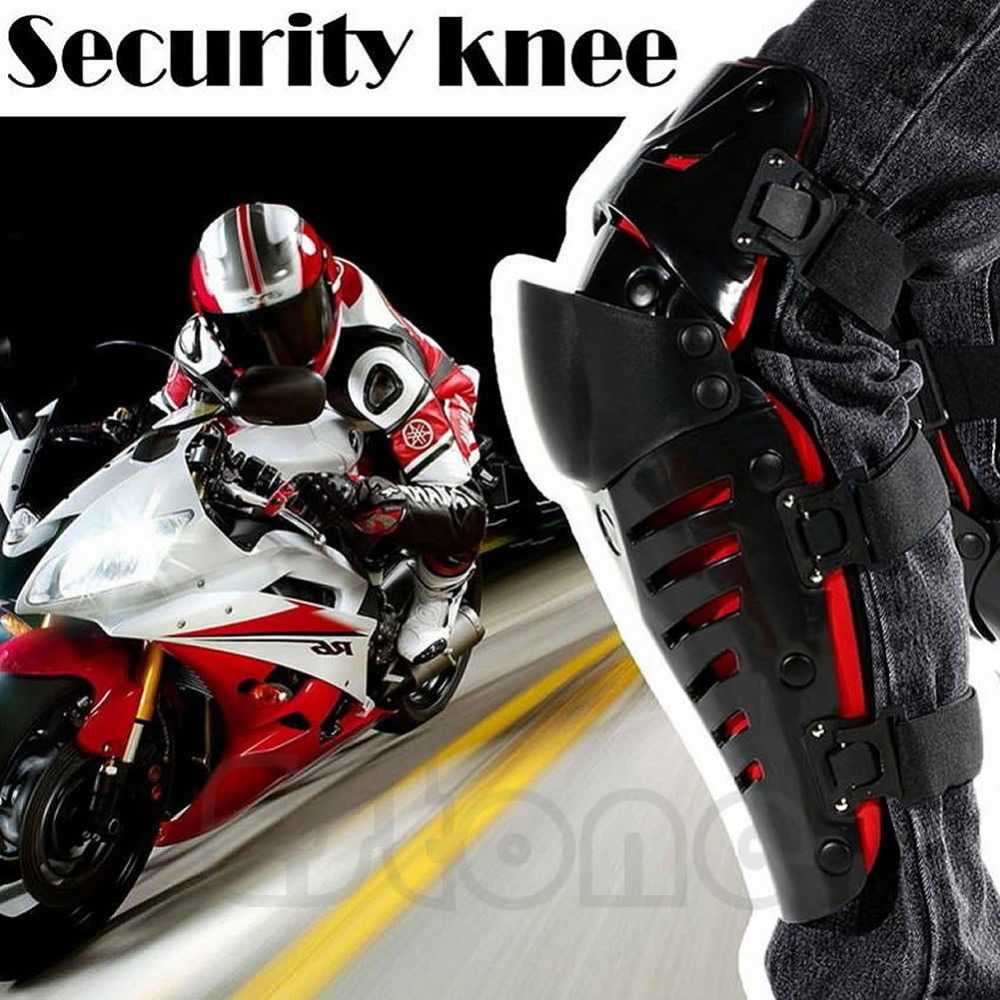 Image 5 - New Motorcycle Racing Motocross Knee Protector Pads Guards  Protective Gear High QualityMotorcycle Protective Kneepad   -