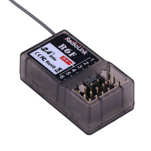 RadioLink R6F 2.4Ghz 6CH High Quality 2018 RC Receiver Accessory For RC6GS RC4GS RC3S RC4G T8FB Transmitter Hot Sale RC Receiver