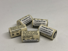 MasterFire 10pcs/lot New Original CR14250SE(3V) CR14250SE CR14250 3V Industrial Lithium Battery PLC Batteries For Sanyo