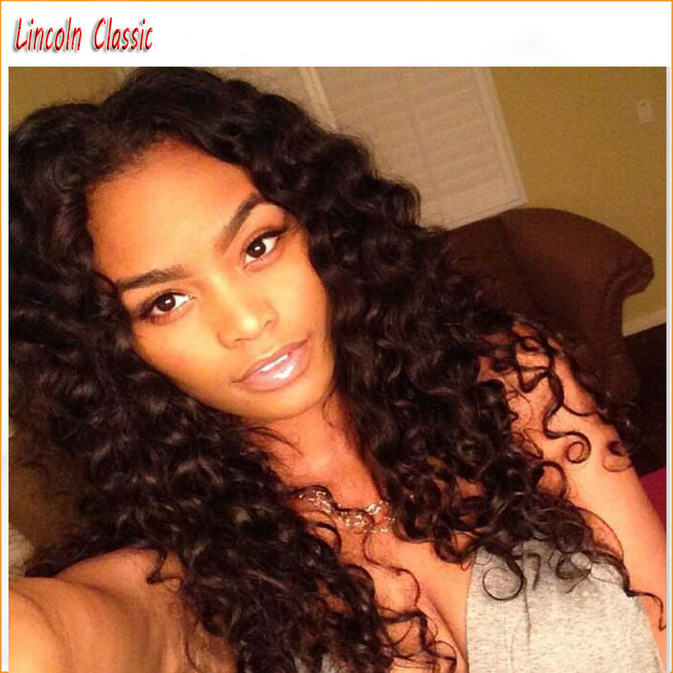Wholesale Price Very Soft Long Human font b Hair b font Curly Wig Mongolian Virgin font