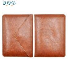 Планшеты сумка из микрофибры кожаный чехол для 2018 iPad Pro 11 дюймов, двойной карман конверт стиль