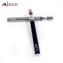 Mjtech originais 5S Mini descartáveis Cigarros Eletrônicos vaporizador Cigarros eletrônicos 320 mah Bateria bobina de Cerâmica caneta Vape