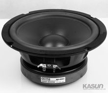 "2PCS KASUN MO-8064 8"" Paper Woofer Speaker Driver Unit Deep Bass Suspension 8ohm/180W Fs 37Hz Max Diameter 210mm"