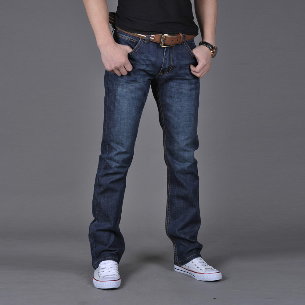 Jeans Men's Casual Autumn Deni...