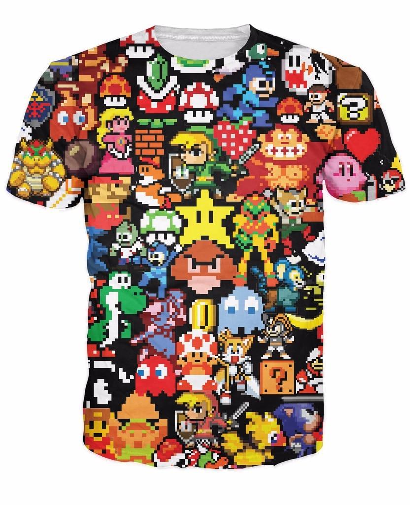 3d-computer-painting-men's-t-shirt-short-sleeve-o-neck-painted-shirts-font-b-pokemon-b-font-go-hot-funny-men-women-3d-tees