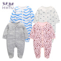HHTU Baby Clothing 2016 New Newborn Baby Boy Gril Romper Clothes Long Sleeve Infant Product Long Sleeve Jumpsuits