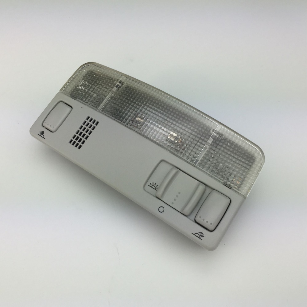 Image 4 - for VW Passat B5 Polo Touran Golf MK4 Skoda Octavia Dome Reading Light Beige or Gray Color Lamp 1TD 947 105 3B0 947 105 C-in Interior Door Panels & Parts from Automobiles & Motorcycles