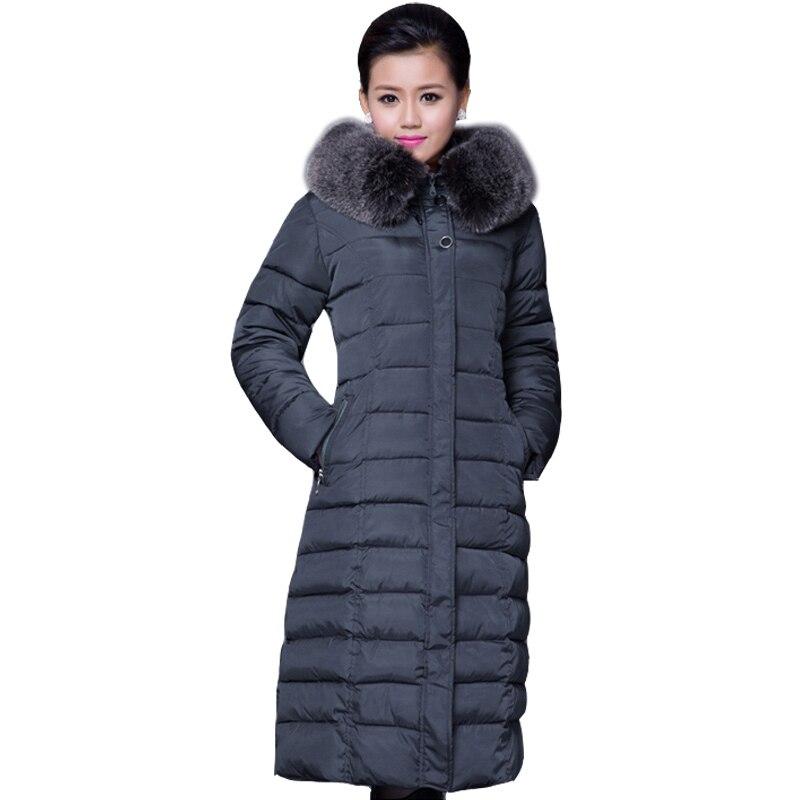 Winter Jacket Women 2016 Winter Coat Women Plus Size Long