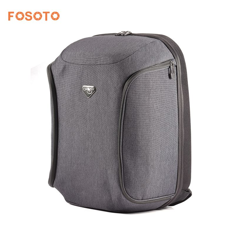 fosoto NEW Waterproof Wear-resistant Material Backpack Shoulders BackPack Bag for DJI Phantom 4/3 Vision Advanced&Professional new dji top