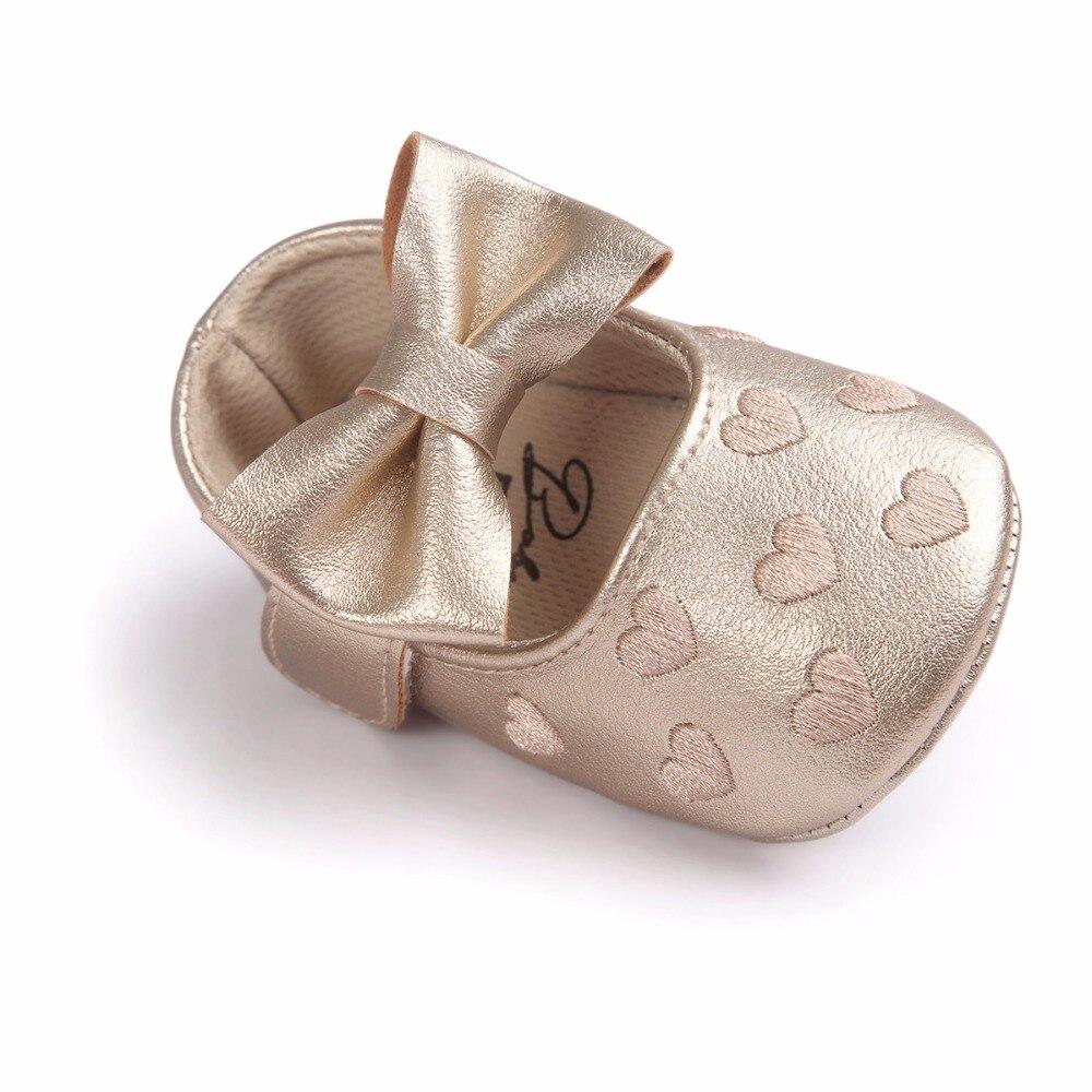 Nowe Baby Girl Shoes Buciki Lovely Princess antypoślizgowe Niemowlę - Buty dziecięce - Zdjęcie 5