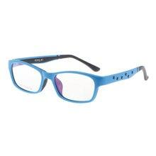 6207 Kids Eyeglasses Frame for Boys and Girls Optical Protection High Quality Glasses Child Eyewear