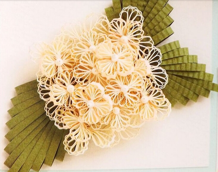 15 Needles155x8cm Paper Quilling Comb Creations DIY Flower Templated Helpping Tool AE02764 In Craft Supplies From Home Garden On