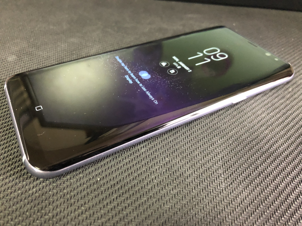 Original Samsung Galaxy S8+ S8 plus  6.2'' 12.0MP 4G RAM 64G ROM 4G LTE Octa c 4g+64g(single sim) 17
