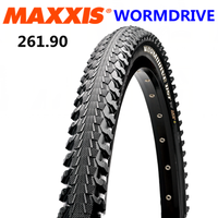 MAXXlS WORMDRIVE bicycle tire 26*1.9 mountain bike worm ultralight tires 26er low resistanc half light high speed tyres