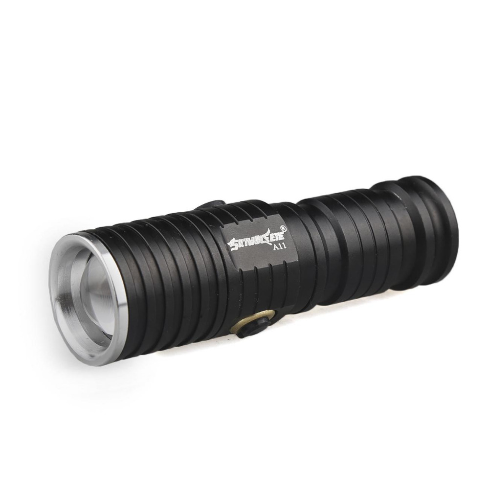 Portable Mini XPE T6 1000LM LED Torch Portable LED Flashlight Torch light For Outdoor Sport