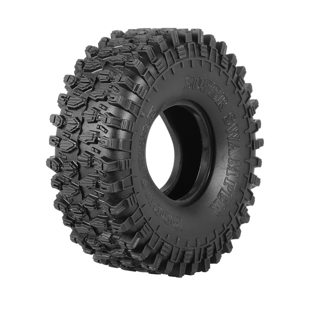 4Pcs AUSTAR AX-5020 1.9 Inch 120mm Rock Crawler Tires for 1/10 Traxxas  Redcat SCX10 AXIAL RC4WD TF2 RC Car