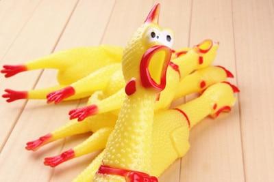 цыпленок пищалка