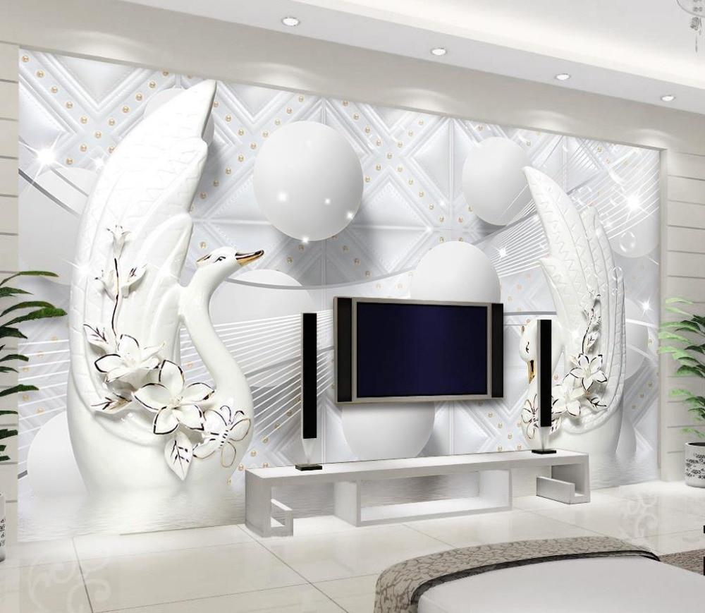 Online get cheap white vinyl wallpaper for Cheap white wallpaper