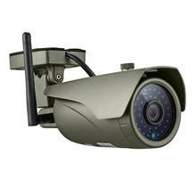 Wi-fi HD 720 P Водонепроницаемый Ночного Видения Ip-камера Для Охраны Дома Из-Дверный Использования Камеры Видеонаблюдения