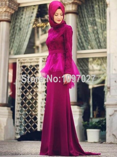 arab floor length dress