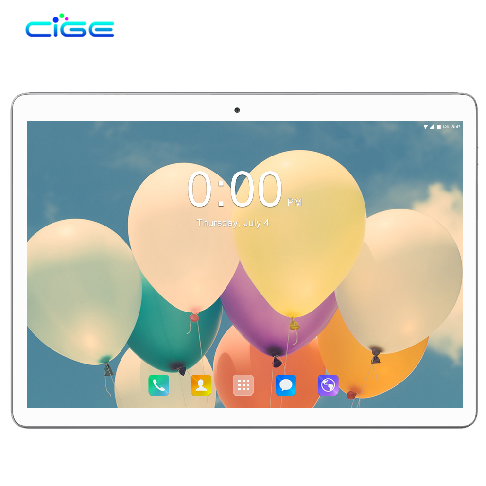 2019 NEW Computer 10 Inch Tablet PC Octa Core Android 8.0 6GB RAM 64GB ROM 8 Core Wifi Gps 10 10.1 1280*800 IPS