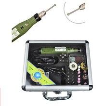 Бесплатная Доставка Электрические Инструменты, Мини Дрель, резьба полировать с 80/pcs Многофункциональный Гравировальный Станок Электрический мини-набор AC100-240V