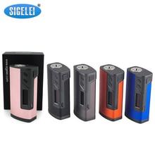 Оригинал sigelei fuchai 213 коробка Mod 10 Вт-213 Вт fuchai mod Электронные сигареты 510 VAPE mod без 18650 Батарея