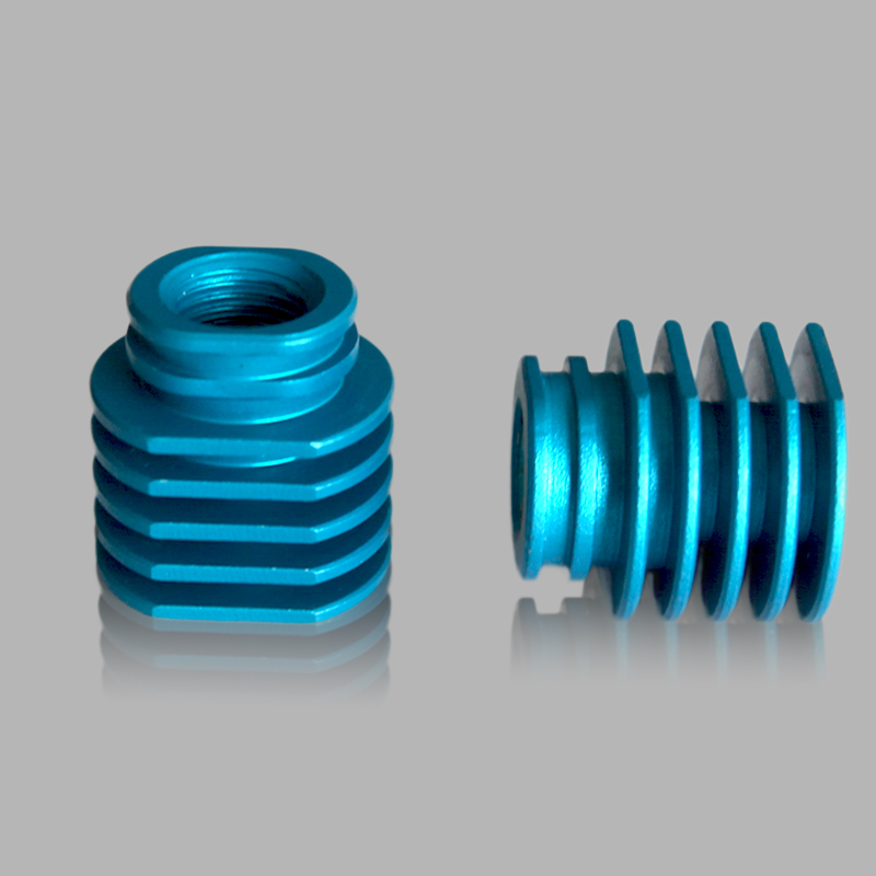 ( 5 pcs/ lot)Metal cooling fin heating radiator Original CreatBot Printer Parts