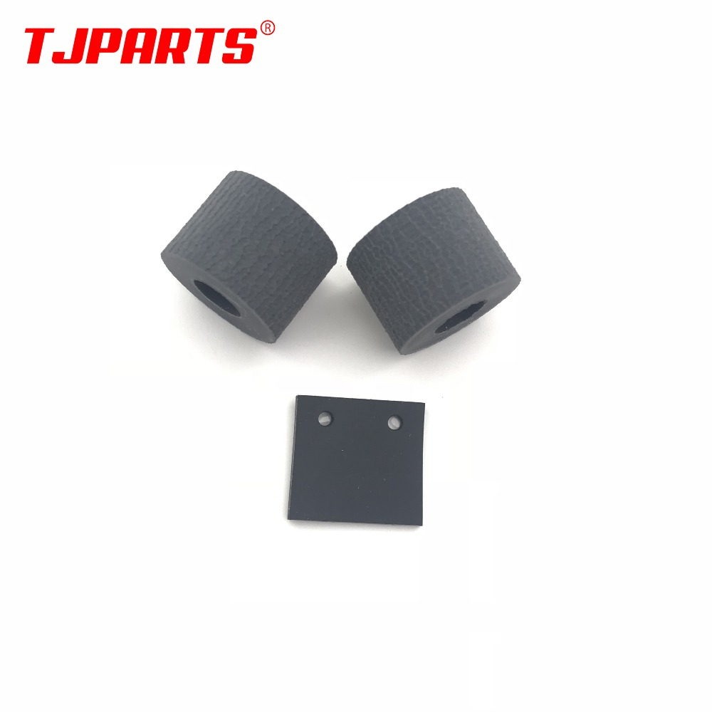 1X PA03541-0001 PA03541-0002 Pick Roller Tire Pickup Roller Separation Pad Assembly For Fujitsu ScanSnap S300 S300M S1300 S1300i
