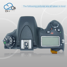 D610 Top Cover with flash board,top LCD FPC Unit  SLR Camera Repair Replacement Part For Nikon
