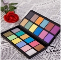Brand new 24 Color Shimmer Eye Shadow 2 Layer Eyeshadow Makeup Palette Foundation Make Up Set Pressed Pigment Palette Cosmetic