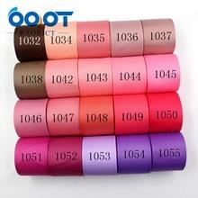 OOOT BAORJCT 181015-L38mm-5, 38 мм 10 ярдов сплошной цвет ленты термотрансферный Печатный корсаж, DIY Одежда ручной работы материалы
