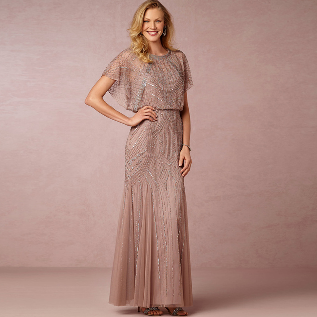 Haute Couture A linie Tüll Kristall Great Gatsby Kleid Für Prom ...