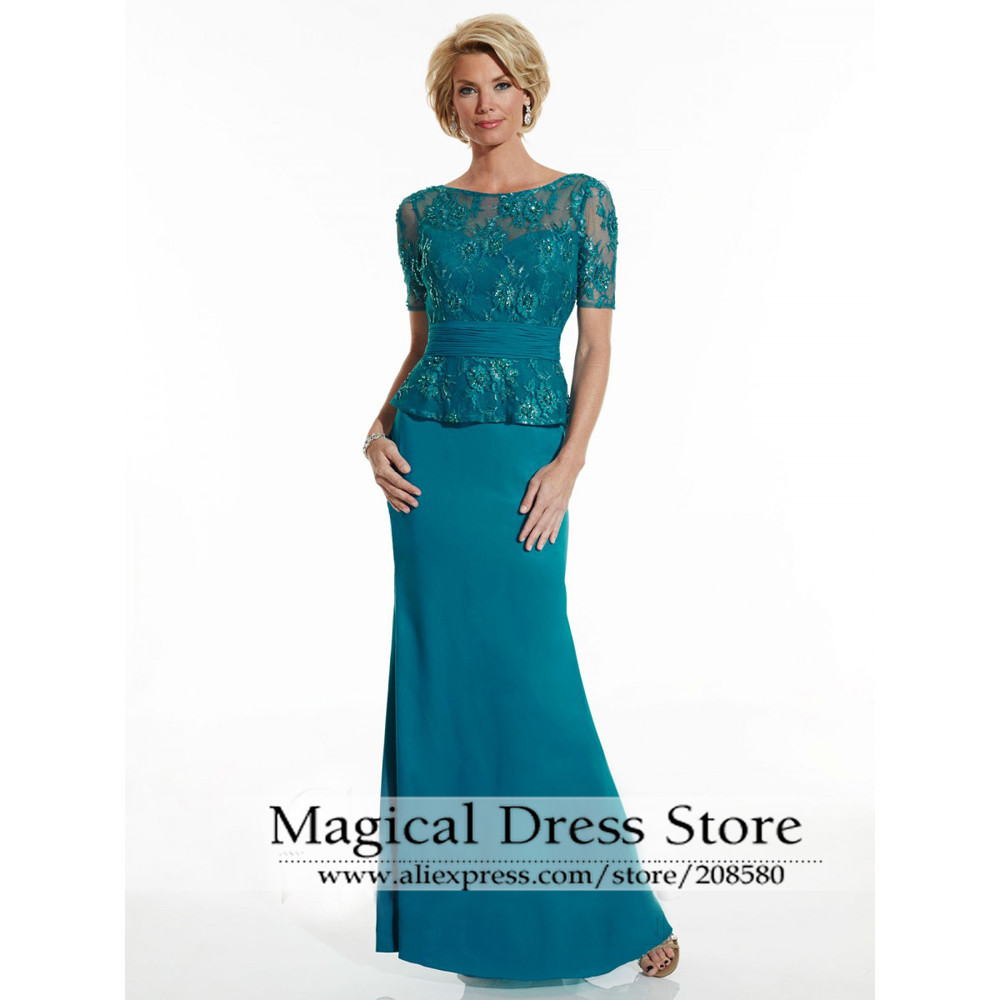 Magnificent Tiffany Blue Mother Of The Bride Dresses Images ...