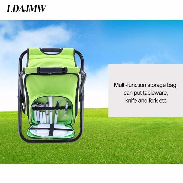 ice fishing lawn chair mission recliner online shop ldajmw outdoor leisure time bag portable travel storage foldable backpack hiking