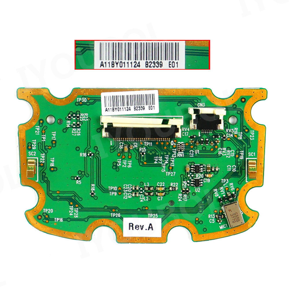 Keypad PCB (QWERTY) Replacement for Symbol MC65 MC659B