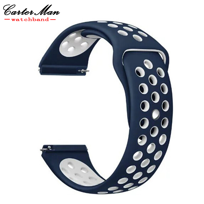 for fitbit rubber watchband Soft Sports Band for Fitbit Blaze Tracker Replacement Band with Metal Frame with Quick Release Pins