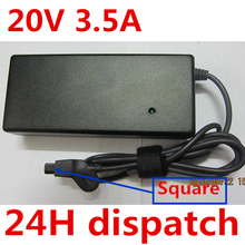 купить Replacment Laptop AC Power Adapter for Dell 20V 3.5A 70W for dell compitable with for DELL Latitude C500/C510/C600 недорого