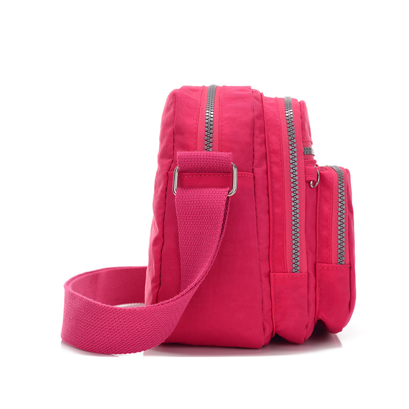 women messenger bags waterproof nylon female shoulder bags bolsas summer High quality crossbody casual bag ladies in Shoulder Bags from Luggage Bags