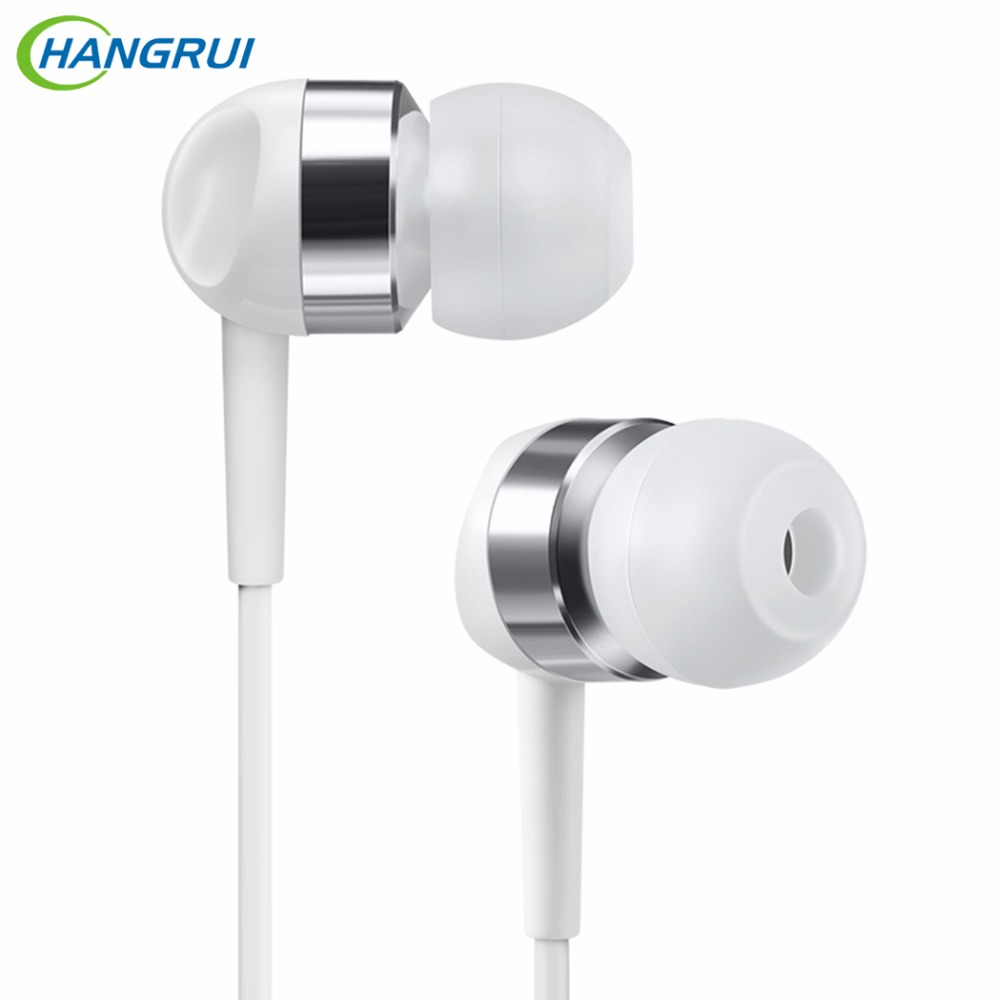 Hangrui Bass Type C Metal Earphone With Mic Music Handsfree In Ear Type-c Earbuds Noise Canceling Phone For Xiaomi 6 / Pro 100% original xiaomi hybrid pro hd earphone with mic in ear hifi noise canceling headset circle iron mixed for xiaomi note4 mi 6