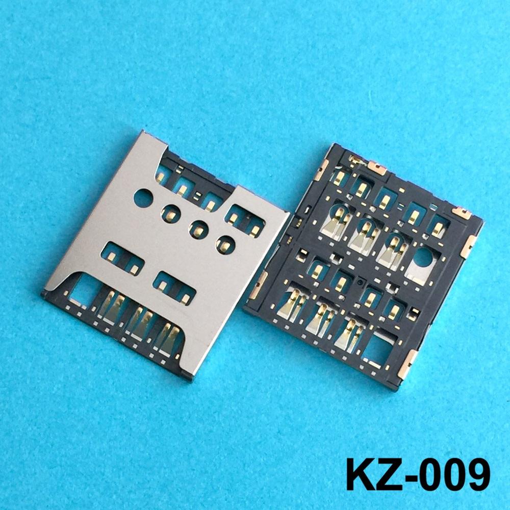 For Sony Xperia S LT26i LT26 SP M35H C5303 E3 D2203 D2206 D2243 D2202 SIM Card Tray Slot Holder Socket Connector Plug Repair